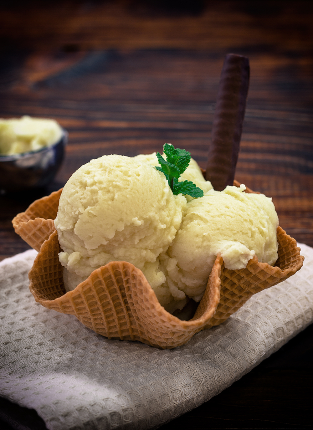 National Vanilla Ice Cream Day Watch Out For That Brain Freeze Ice Cream Ice Cream Day Ice Cream Flavors