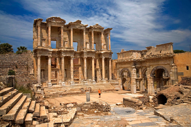 Ephesus, Izmir, Turkey