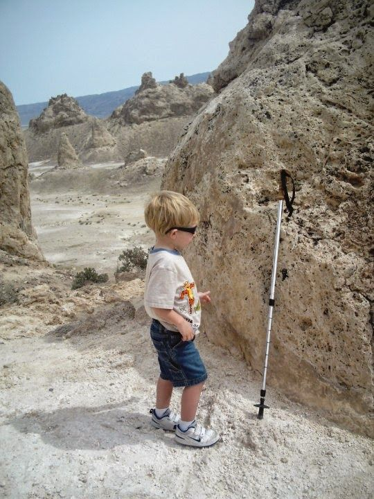 """Fun game/activity for kids on day hike: Future Archeologist. Read about tried and true diversions for day hiking with children in """"Hikes with Tykes: Game and Activities."""""""
