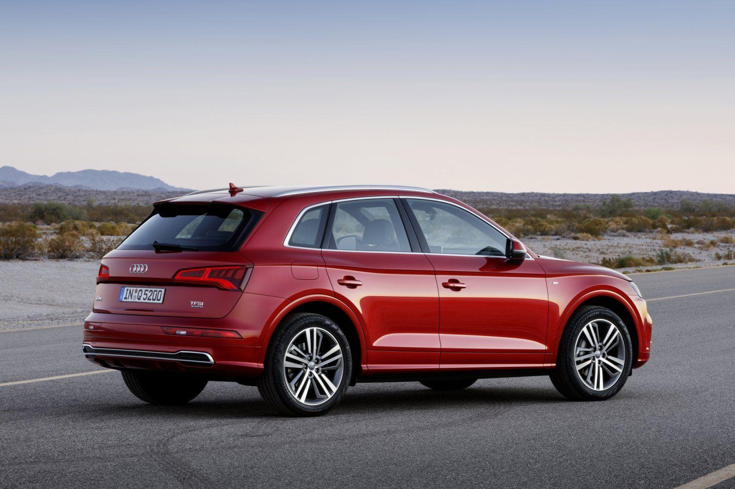 De nieuwe Audi Q5 alle details Autonieuws Autowereld