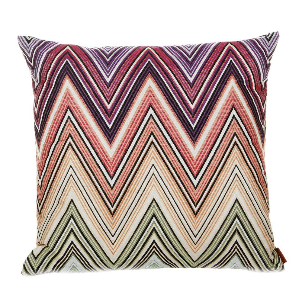 kew pillow  t  xcm  lighting accessories pillows and  - buy missoni home kew pillow  t  xcm  amara