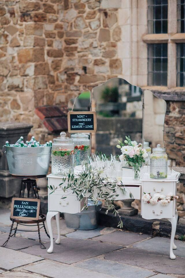 Betty May Vintage Melbourne Wedding Stylist Hire Decorations Rustic