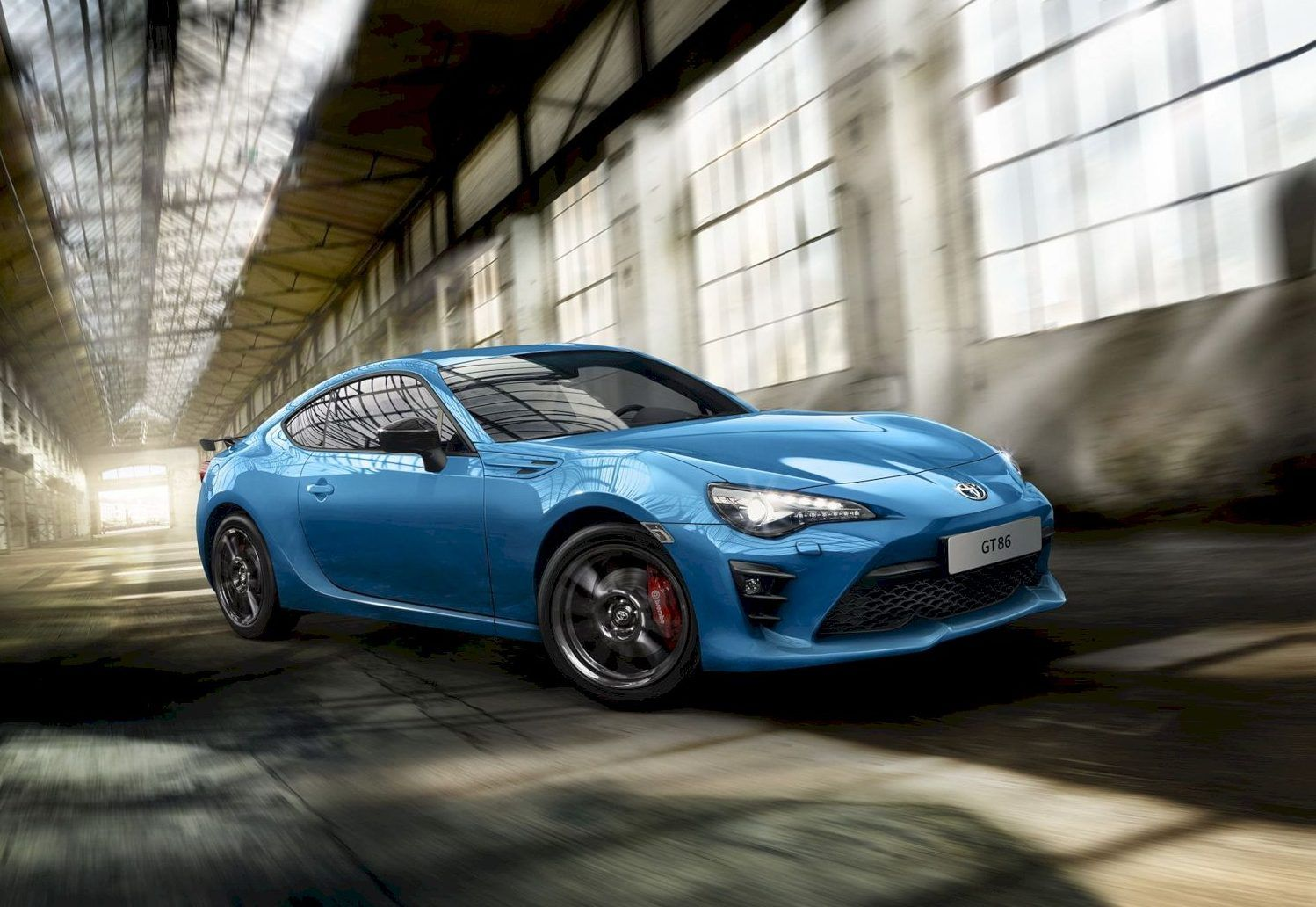 Toyota GT86 Club Series Blue Edition All about The Pure