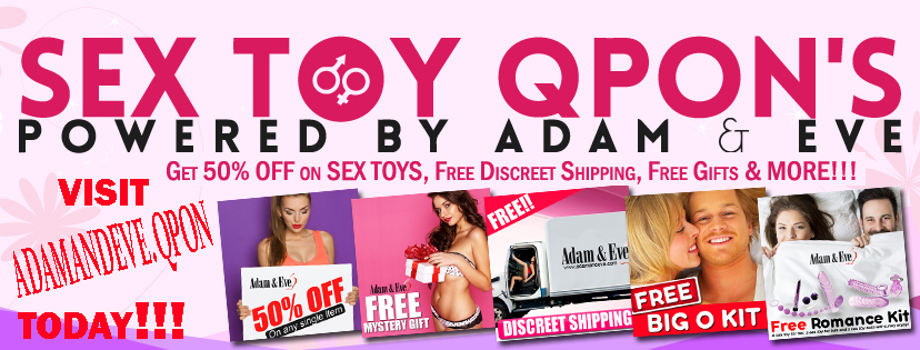 Sex Toy Coupons