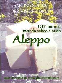 Photo of The Alchemists – effective recipes !: SOAP TYPE ALEPPO – WITH …