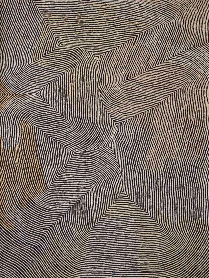 Warlimpirrnga Tjapaltjarri (Australian Aboriginal artist)