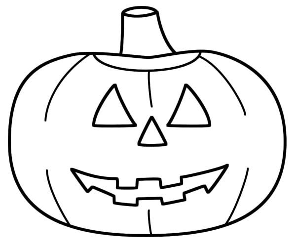 Coloring Pages Jack O Lanterns | hallowen | Pinterest | Halloween ...