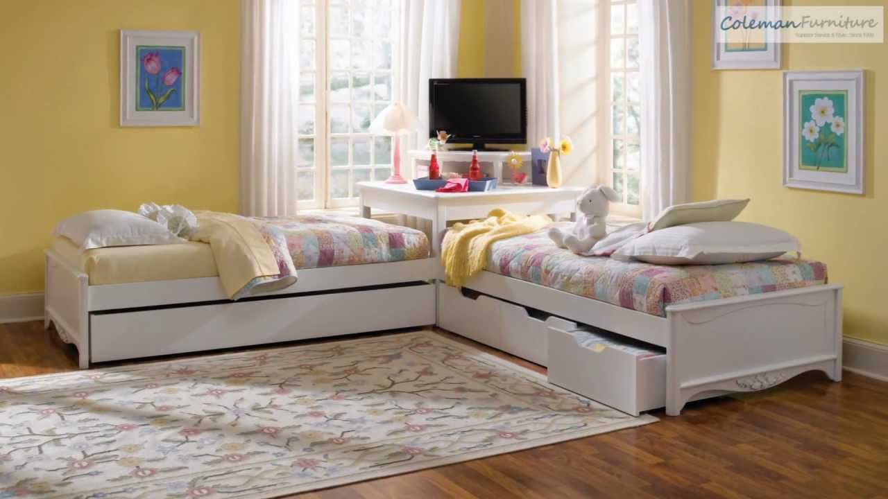 Haley Platform Bedroom Collection From Lea Furniture Bunk Bed Designs Corner Twin Beds Kids Twin Bed