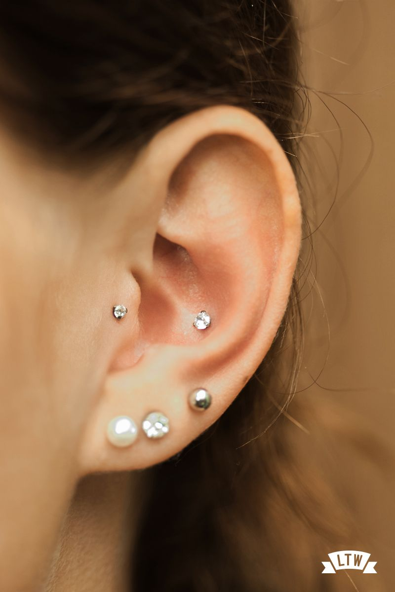 Nose piercing ring vs stud  Pin by Amber Hanon on Jewelry  Pinterest  Piercing Piercings and