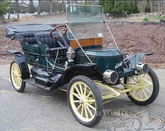 1911 Stanley Steamer Model 63 Touring