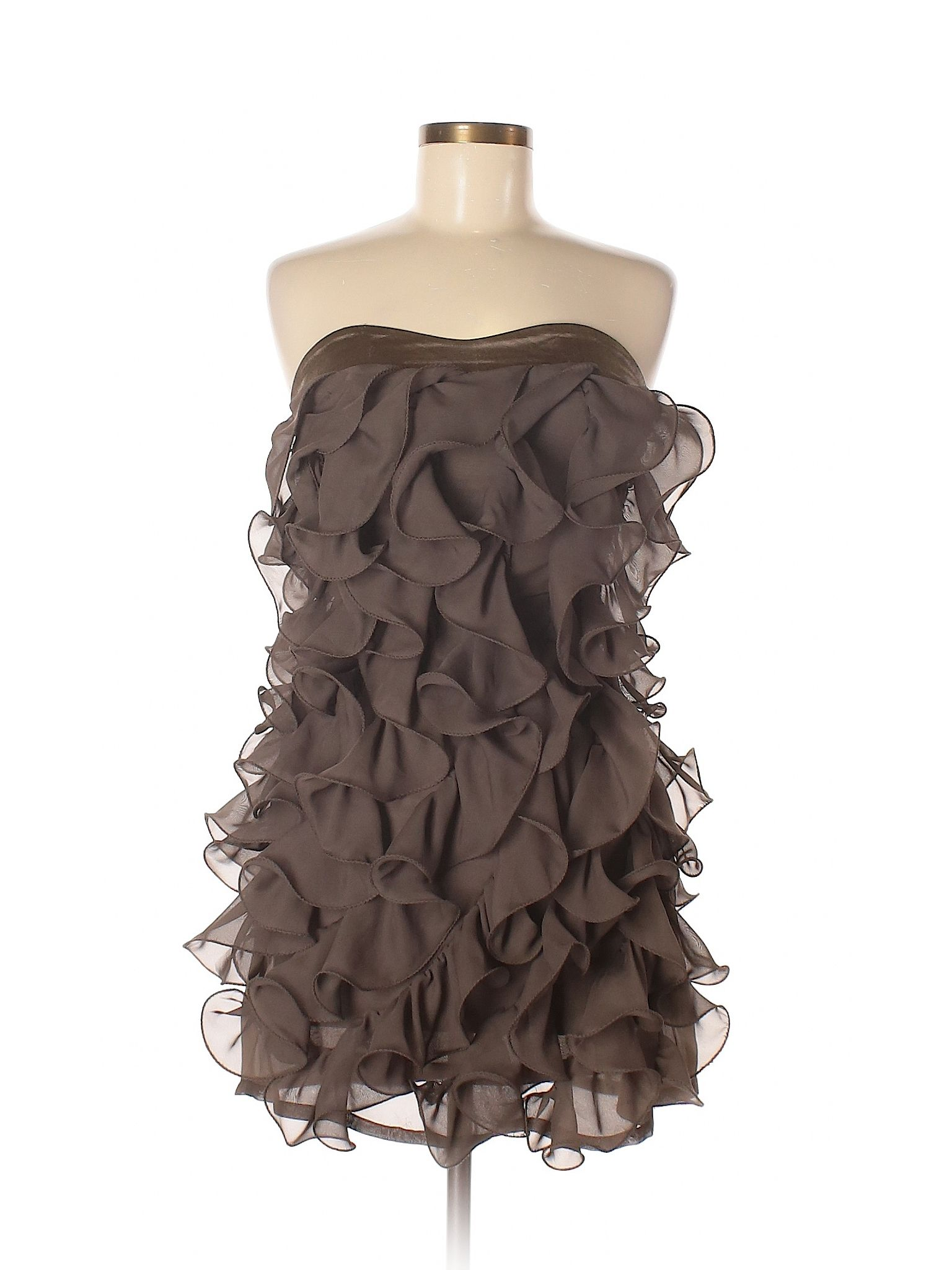 Catwalk Studio Casual Dress Size 8 00 Brown Women S Dresses New With Tags 14 99