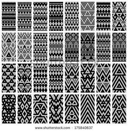 ethnic tribal tattoo designs - Поиск в Google | Tattoos | Pinterest ...