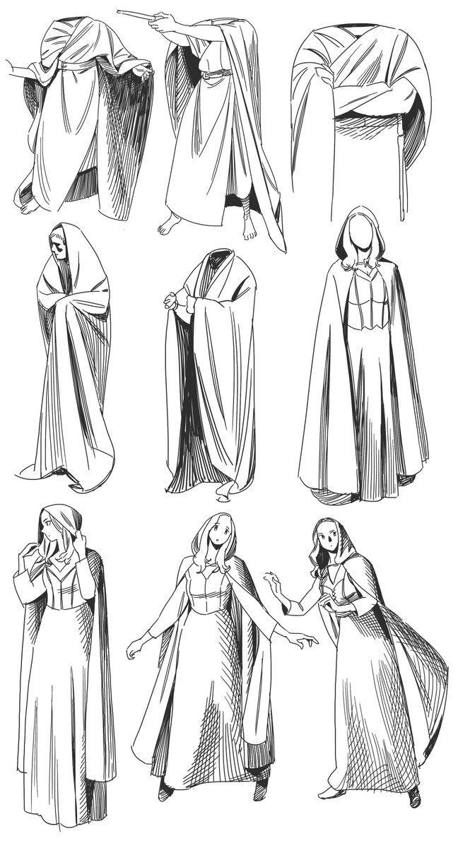 Weird Clothes Drawing 5