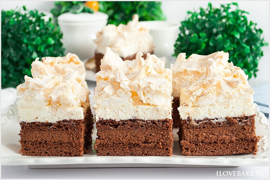 Czekoladowa Chmurka I Love Bake Desserts Cake Recipes Dessert Recipes