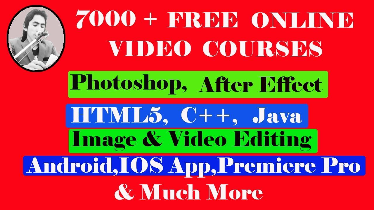 7 000 Expert Free Online Video Courses 2020 Urd Hindi Modern Tech In 2020 Free Online Videos Video Online Video Course