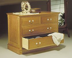 Deep Drawer Dresser With Lang Miami 4 Roller Glides Colder S Plans 5