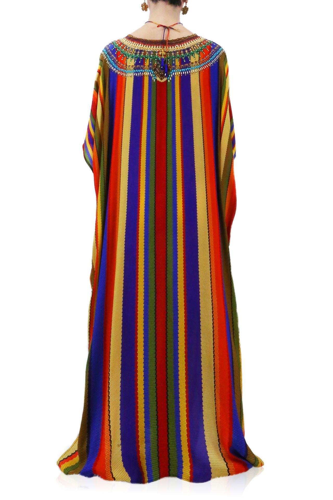 c2a34aa9ab0 Plus Size Silk Kaftans | Long Silk Caftans| Kaftan Dress in the USA -  Shahida Parides®