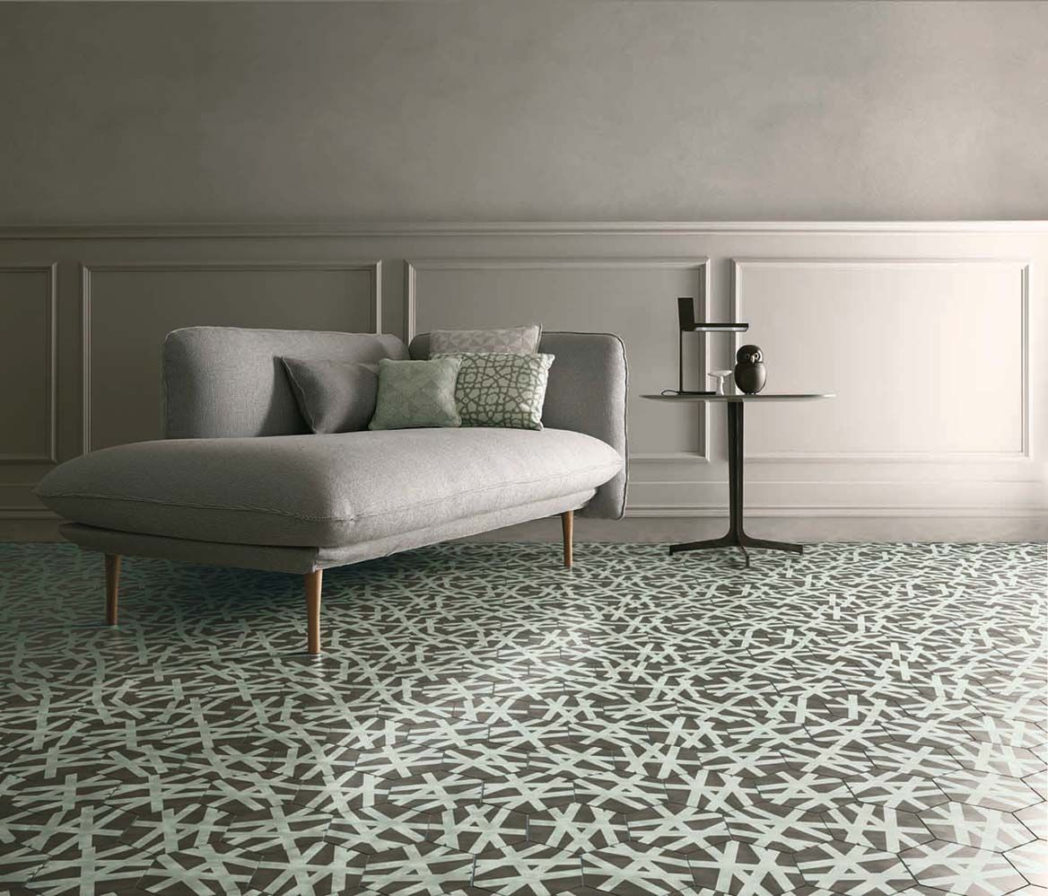 Carreaux de Ciment by Bisazza | Contemporary