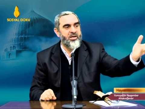 64) Yumuşaklık Peygamber Ahlakındandır - Nureddin Yıldız - (Hayat Rehberi) - Sosyal Doku Vakfı