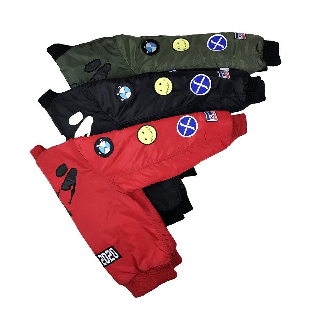 Akira Red Bomber Jacket Pre Order Red Bomber Jacket Black Bomber Jacket Akira [ 1024 x 1024 Pixel ]