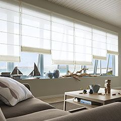 Panorama Fenster Im Wohnzimmer Sehen Damit Immer Klasse Aus Schoner Wohnen Mit Gardinen Und Vorhangen Von Trebes Raumausstattung