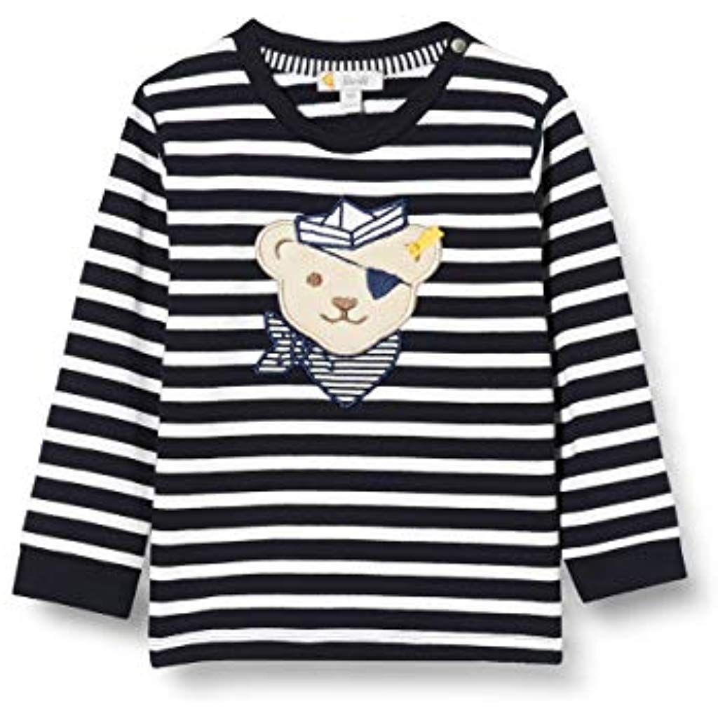 Steiff Baby-Jungen Sweatshirt #Sport-Freizeit #Fitness #Bekleidung #Herren #Bekleidungssets #Bekleid...