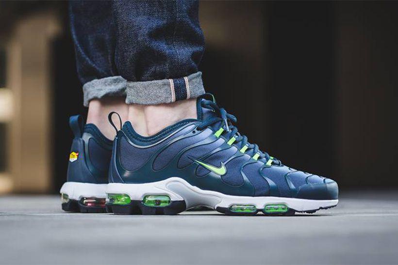 Nike Wmns Air Max Plus TN Ultra Binary Blue Binary Blue Black | Footshop