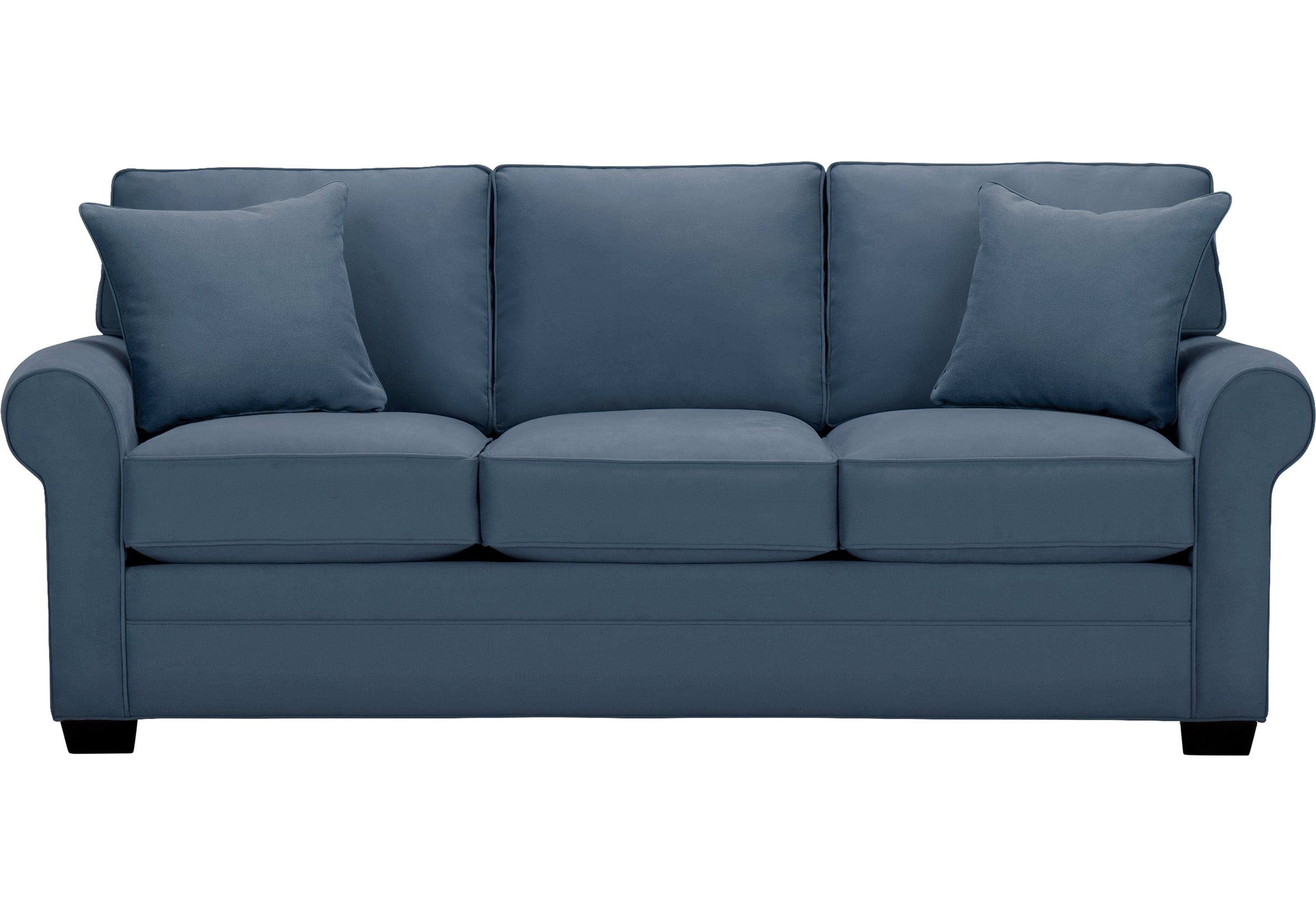 Cindy Crawford Home Bellingham Indigo Sleeper Cheap Living Room Sets Living Room Sets Furniture Living Room Decor Brown Couch Rooms to go isofa