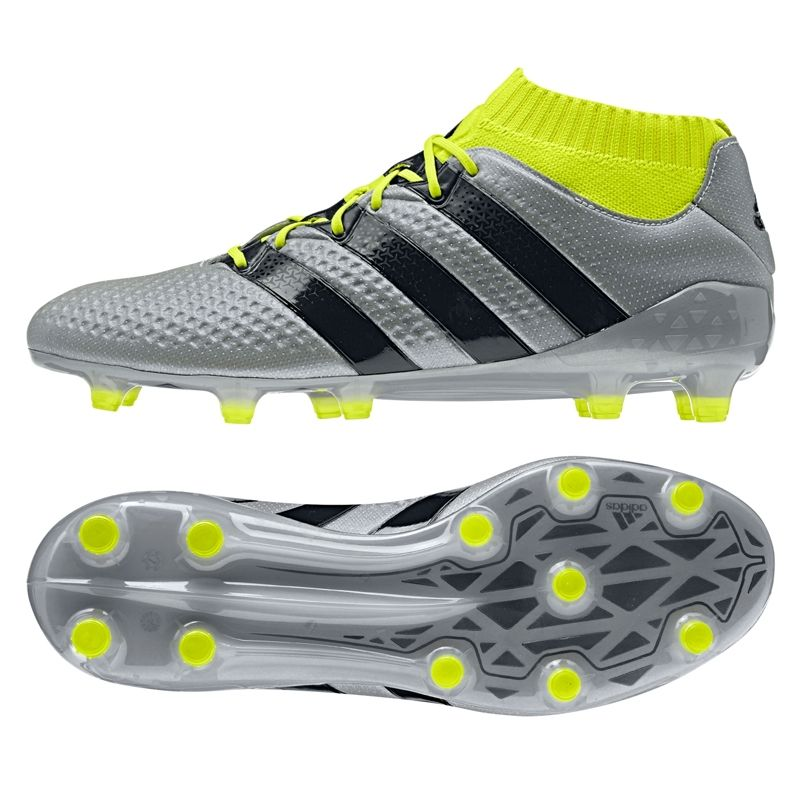 ... nice shoes adidas ACE 15.3 FG AG - Core Black White Solar Yellow boots  Pinterest Soccer ... cc5a1fe98