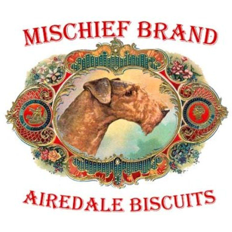 Mischief Brand Bulldog Tin /& Cookies