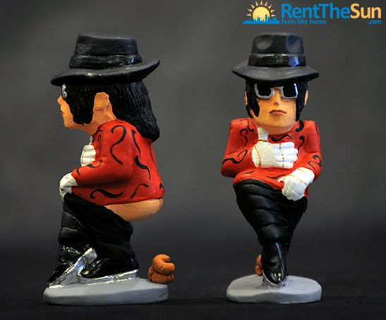 The Caganer A Catalan Tradition For Christmas Could Be Found On
