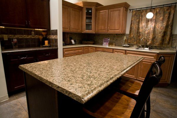 Countertops For Our Kitchen Same As Island In Photo