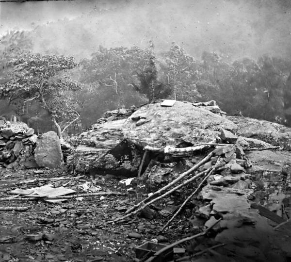 Haunted Places In Bridgton Maine: Gettysburg