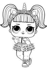 раскраска кукла лол - Поиск в Google | Раскраски ...