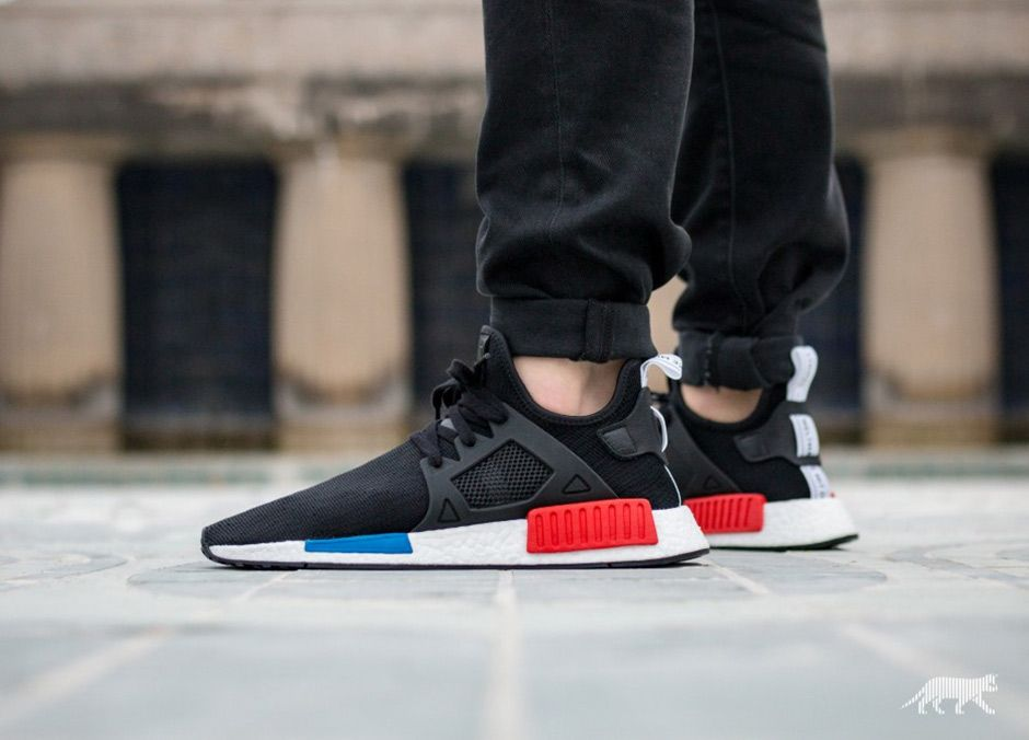On Foot Look At The Adidas Nmd Xr1 Og Sneakernews Com Adidas Nmd Runner Adidas Nmd Sneaker Magazine