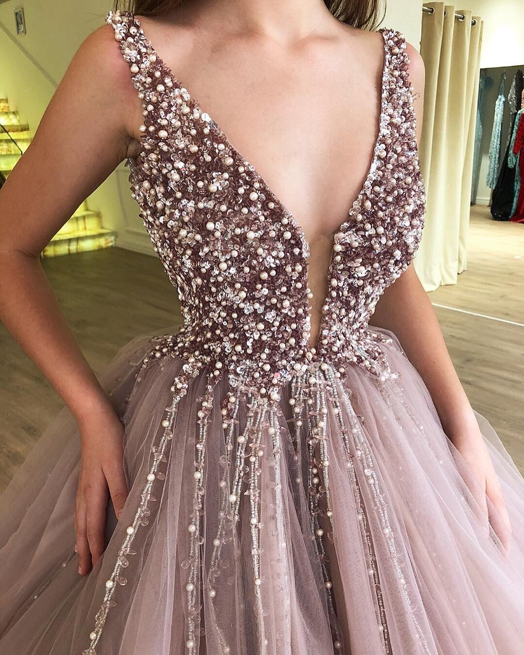 Something Special Stunning Prom Dresses Prom Dresses Sleeveless Gowns [ 1350 x 1080 Pixel ]