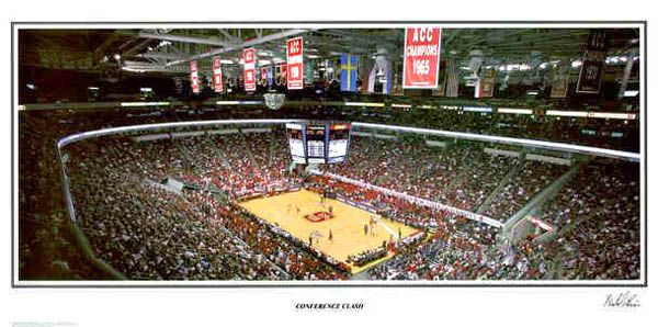Pnc Center Raleigh Nc North Carolina State Wolfpack Basketball Court Flooring Nc State Basketball Wolfpack Basketball