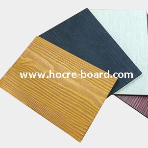 Exterior Decor Wall Siding Panel Fiber Cement Board Fiber Cement