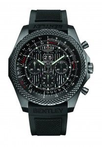 Bentley 6.75 Midnight Carbon