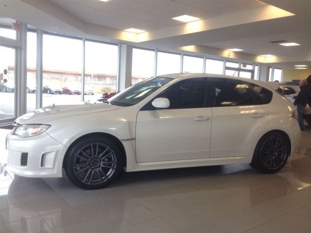 2013 Subaru Impreza Wrx Sti 5 Door Used Cars Trucks City Of