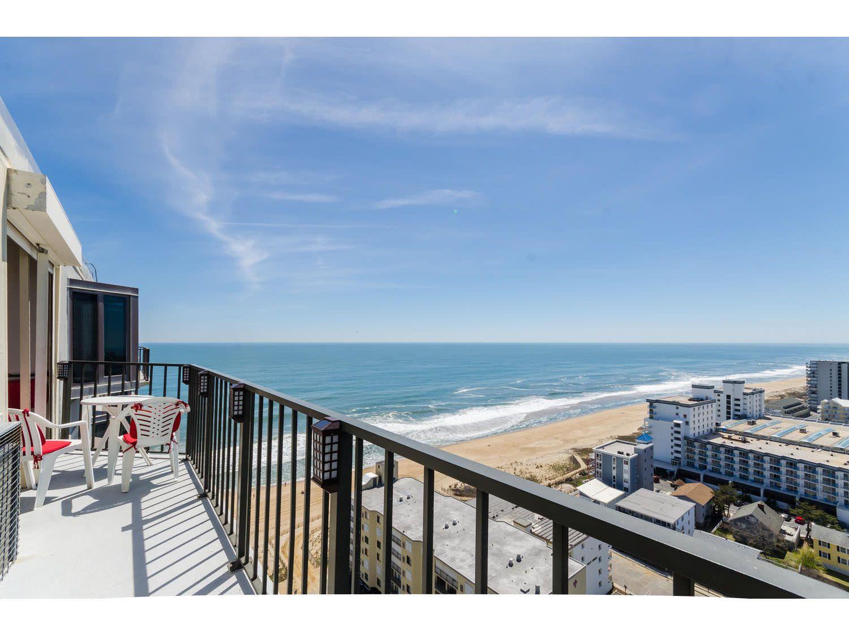 Ocean Views Ocean City Rentals Ocean City Condo