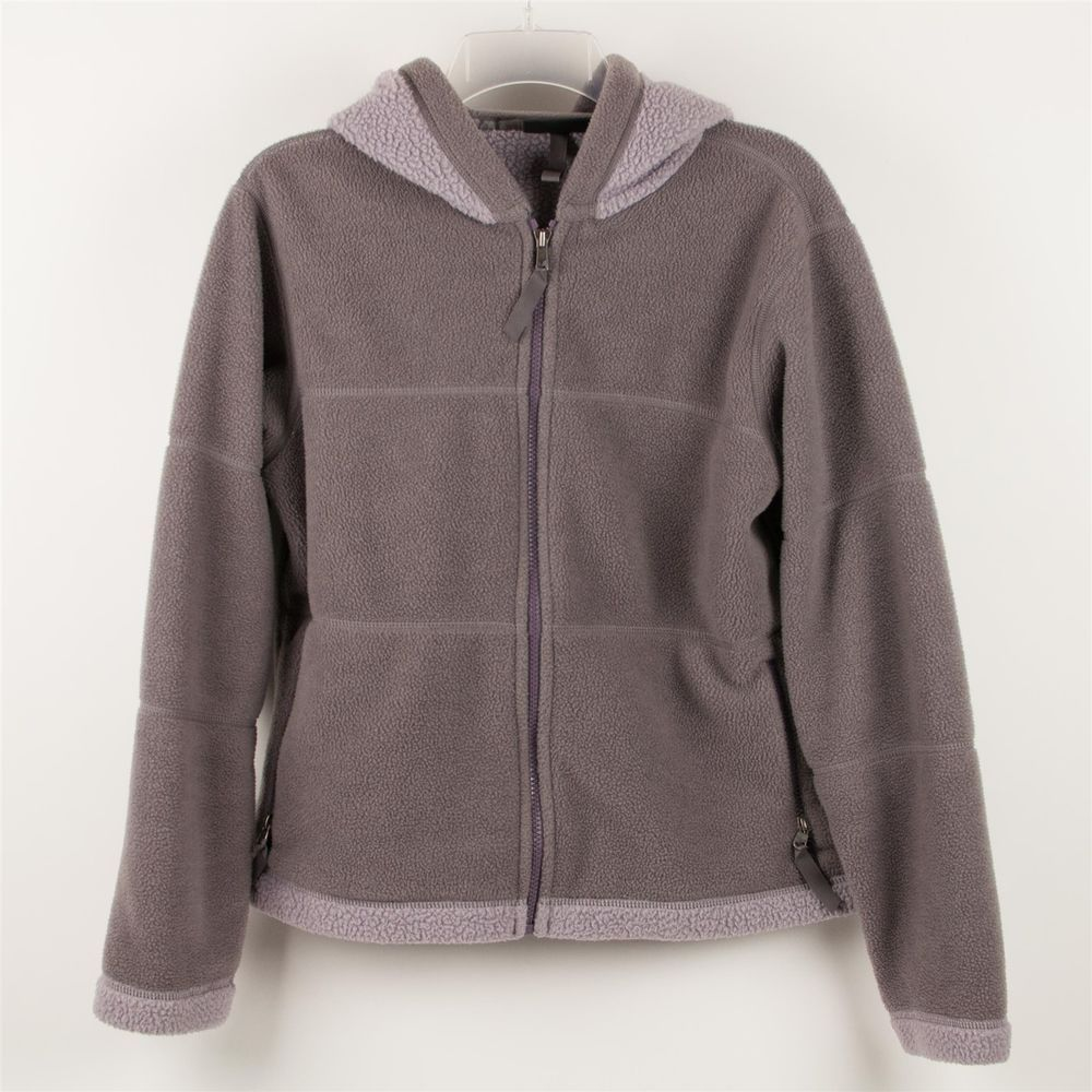 Womens Vtg Patagonia Synchilla Full Zip Fleece Sweater Jacket ...