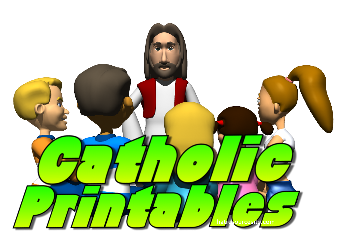 Printable Resources for Catholic Homeschool and Religious Education Teachers