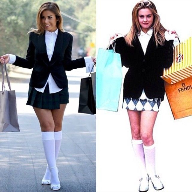 97bd35533f52 Cher from clueless costume