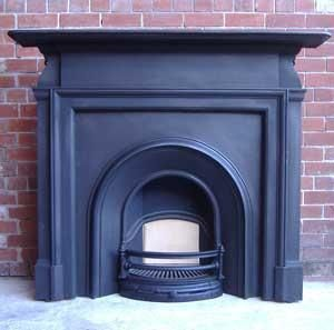 Originals cast and Fireplace surrounds