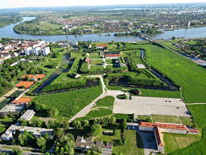 Slavonski Brod Old City Fortress Croatie