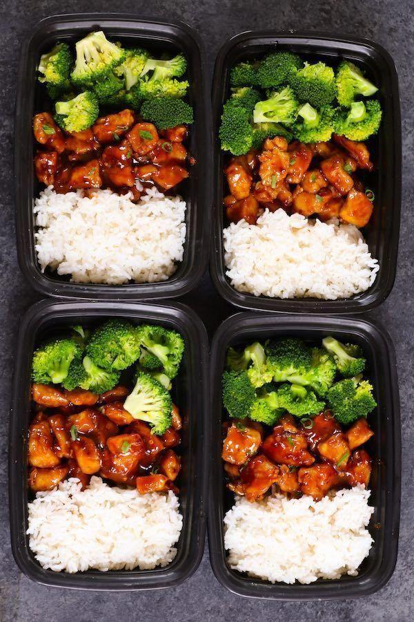 Teriyaki Chicken Meal Prep TipBuzz Recipe, #chicken #recipe #teriyaki #tipbuzz #healthymealsprep #weeklymealprep