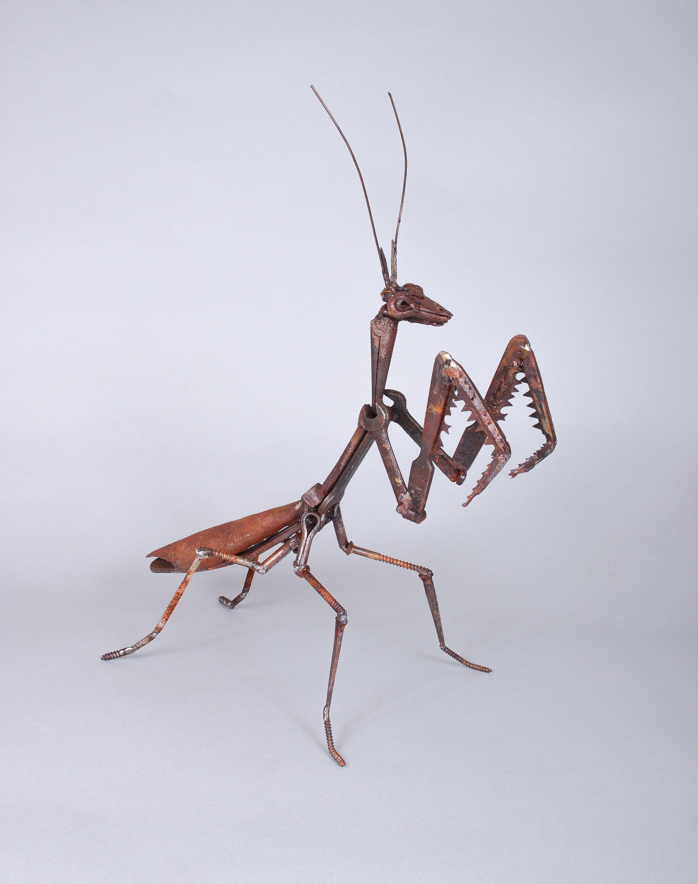 Invertebrates And Fish Welding Art Metal Art Projects Scrap Metal Art