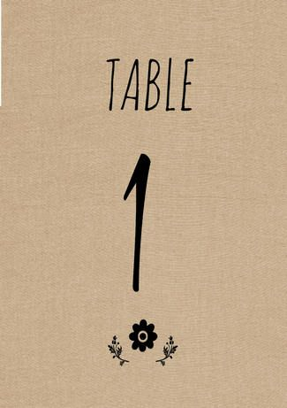photo regarding Diy Printable Table Numbers known as Pin upon ** All Elements Marriage ceremony **