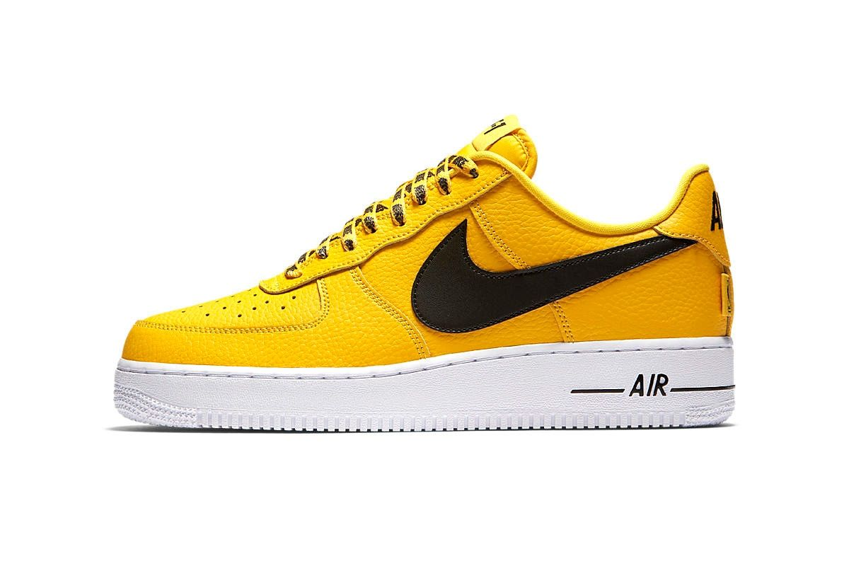 best website 7a3f0 99e04 Divulgadas As Informações De Venda Do Air Force 1  Statemente Pack  -  SneakersBR